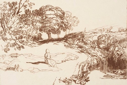 An image of Rispah by Joseph Mallord William Turner