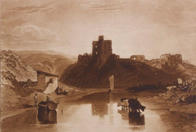 An image of Norham Castle