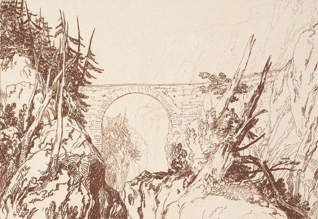 An image of Little Devil's Bridge