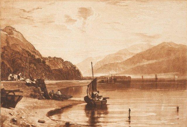 An image of Inverary Pier. Loch Fyne. Morning
