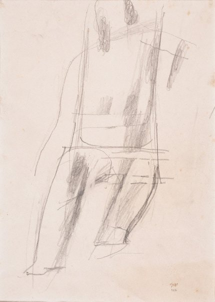 An image of Untitled (Figure) by Godfrey Miller