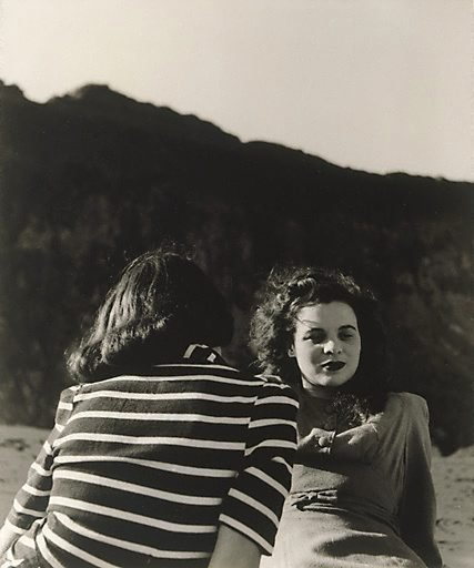 An image of Untitled (Two women) by William Buckle