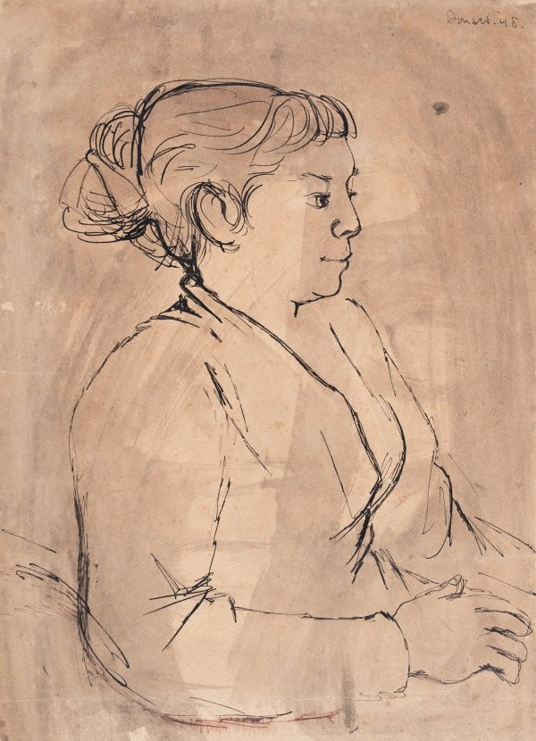 An image of Margaret Olley