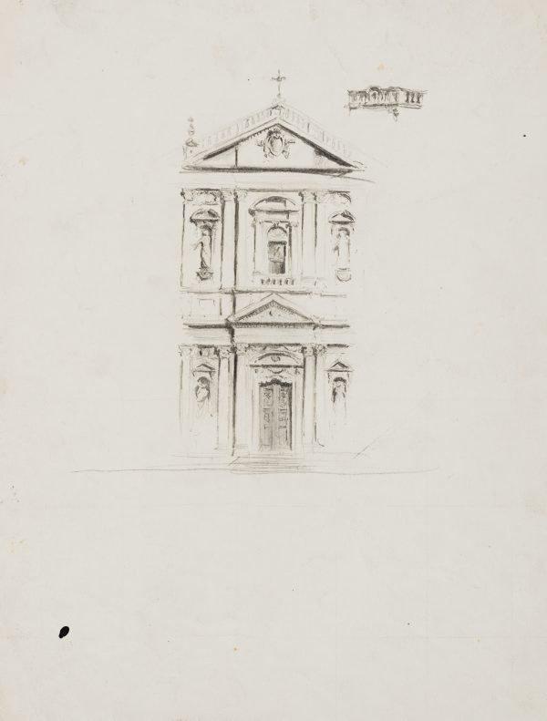 An image of Santa Susanna, Rome