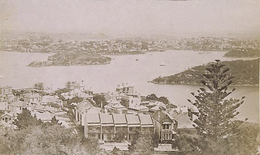 An image of Views in Sydney Harbour (Cockatoo Island)