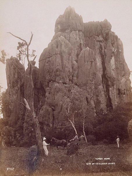 An image of Chillagoe Caves by Unknown