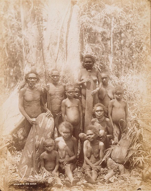 An image of Cairns District Aboriginals