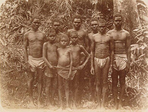 An image of Aboriginals