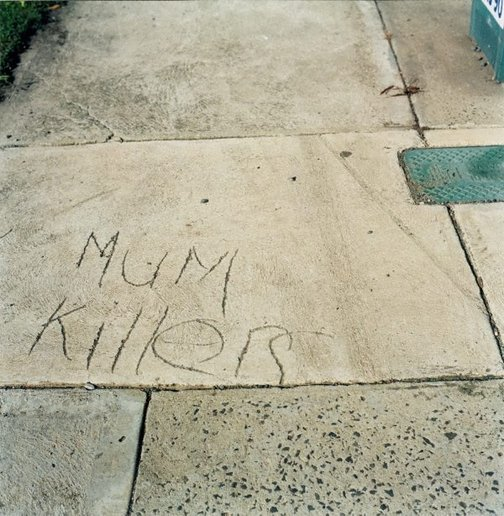 An image of Mum killers by Glenn Sloggett