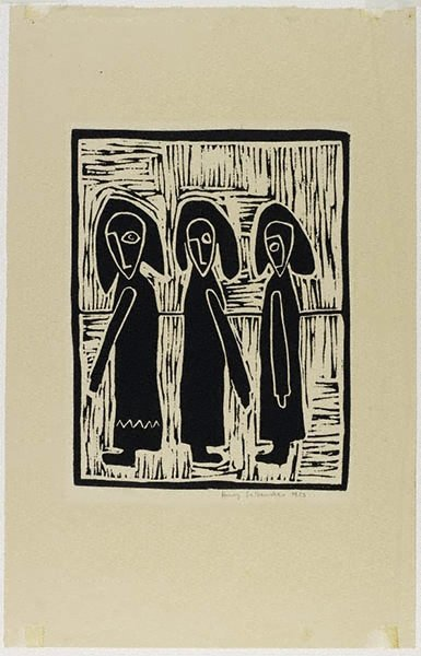 An image of Three women
