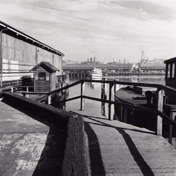 An image of Erskine Street Wharf, Sydney