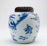 Alternate image of Ginger jar by