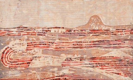 An image of South East Queensland - Red soils by Joe Furlonger