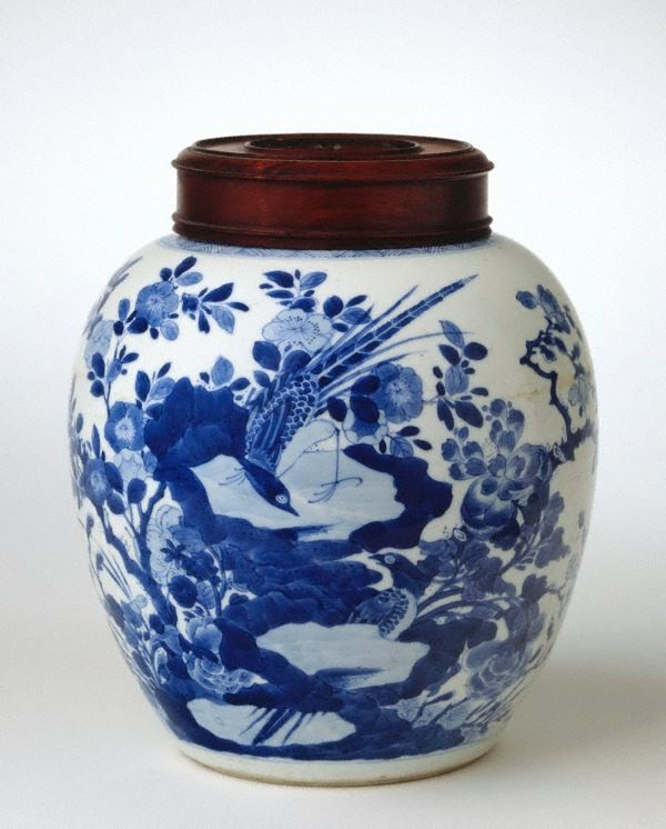 An image of Ginger jar