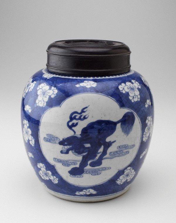 An image of Ginger jar