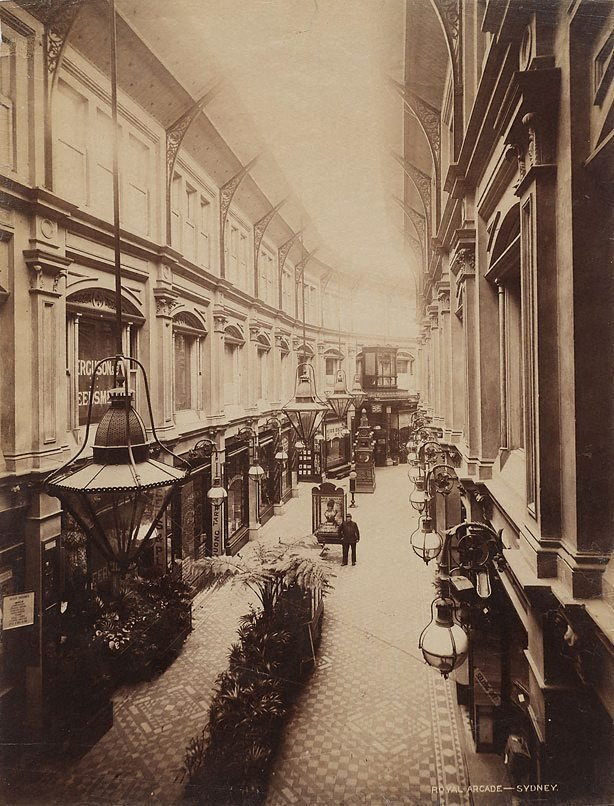 An image of The Royal Arcade, Sydney