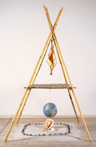An image of Life in the balance by Ellen José