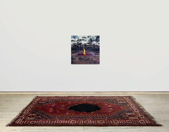 Longing belonging, (1997) by Hossein Valamanesh