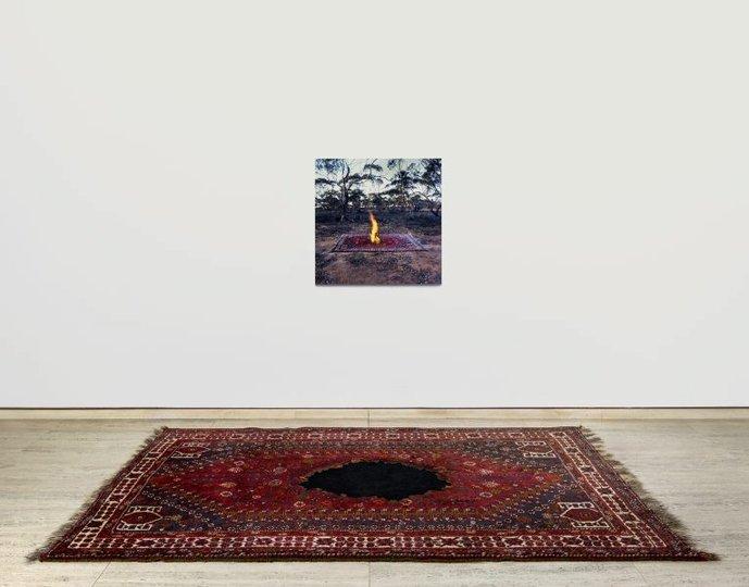 AGNSW collection Hossein Valamanesh Longing belonging (1997) 207.2002.a-b