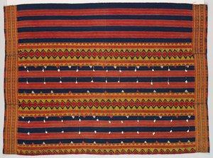 Wrap-around skirt ( kain), mid 20th century by Kalinga