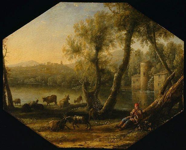 An image of Pastoral landscape