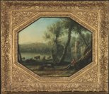 Alternate image of Pastoral landscape by Claude Lorrain