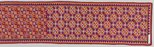 Alternate image of Men's waist cloth (kandit) by Tausug