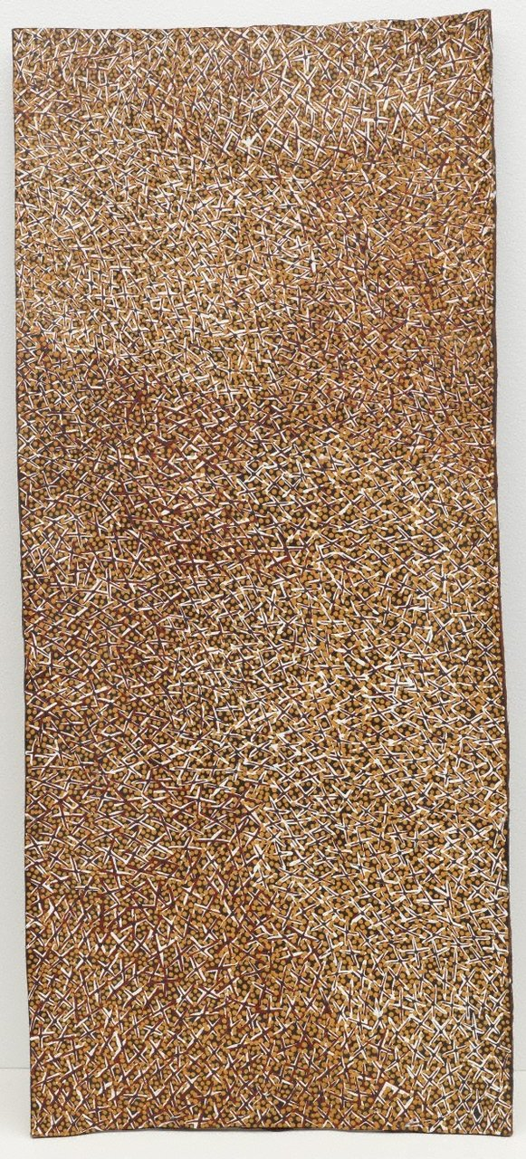 Garak, The Universe, (2009) by Gulumbu Yunupingu