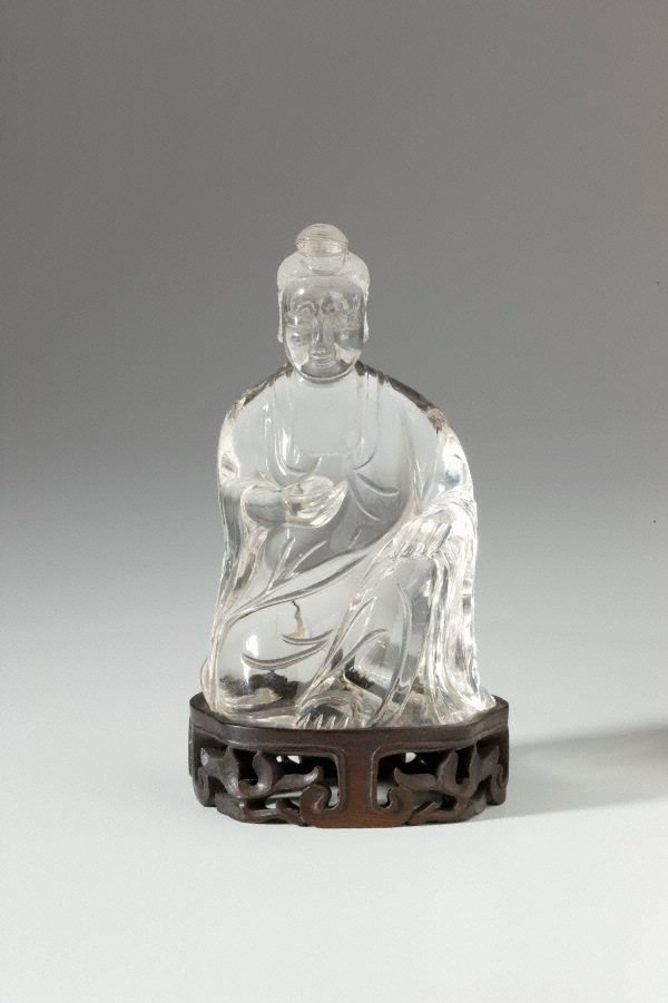An image of Seated Guanyin