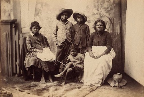 An image of Aboriginals by Unknown