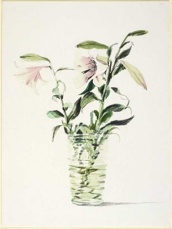 An image of Vase study