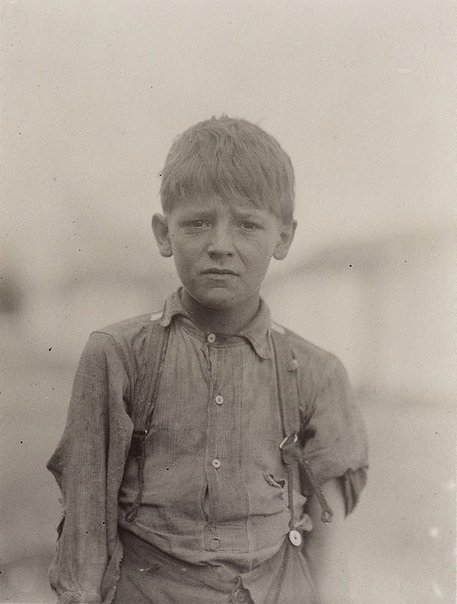 An image of Norman Hall, Lindale, GA by Lewis Wickes Hine