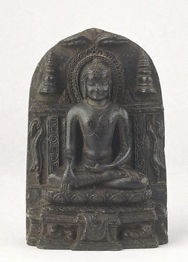 An image of Seated Buddha