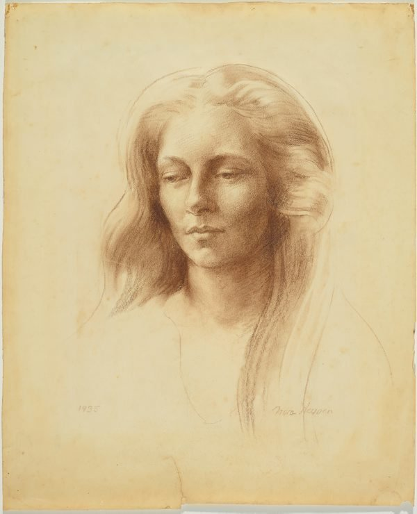 An image of Portrait of Evie Stokes