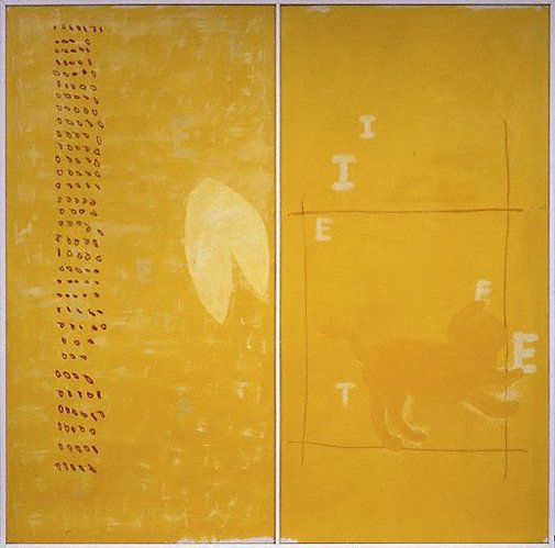 An image of Vowel by Denise Green