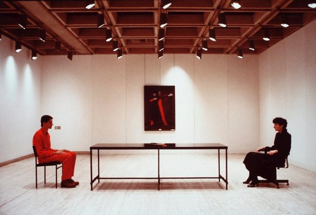 AGNSW collection Marina Abramovic, Ulay Gold found by the artists (1981) 211.1981.5.a-p