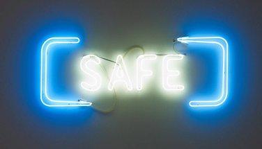 SAFE, 2005 by Janet Burchill, Jennifer McCamley