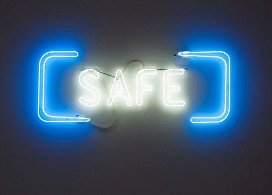 Alternate image of SAFE by Janet Burchill, Jennifer McCamley