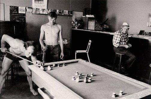 An image of Bar billiards, Lancelin W.A. by David Moore