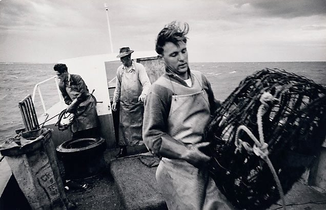 An image of Cray fishermen, Lancelin W.A.