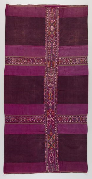 An image of Enclosed skirt (malong landap) by Maranao