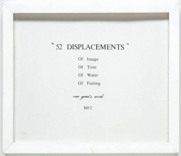 An image of 52 displacements (no. 2)