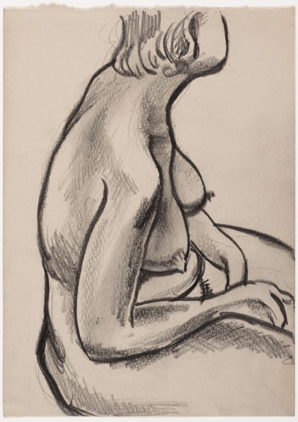 An image of Female nude