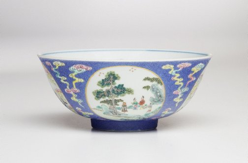 An image of Medallion bowl by