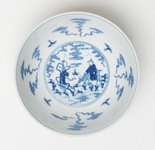Alternate image of Medallion bowl by