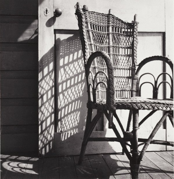 An image of Chair and shadows
