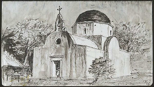 An image of Church, Mýkonos