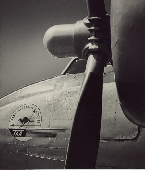 An image of T.A.A. Aircraft detail by David Moore