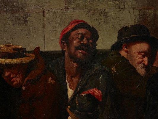Alternate image of Poverty makes strange bedfellows by Antonio Dattilo-Rubbo