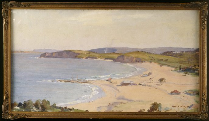 Alternate image of Summer day, Mona Vale by James R Jackson